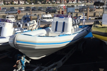Ballistic 7.8M RIB with 200hp Yamaha engine for sale in United Kingdom for £21,995