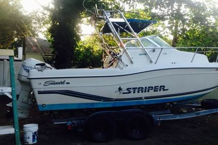 Seaswirl 2100 Striper for sale in United States of America for $13,700 (£10,765)