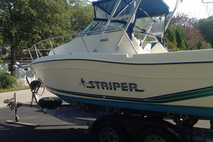 Seaswirl 2100 Striper for sale in United States of America for $14,800 (£11,433)