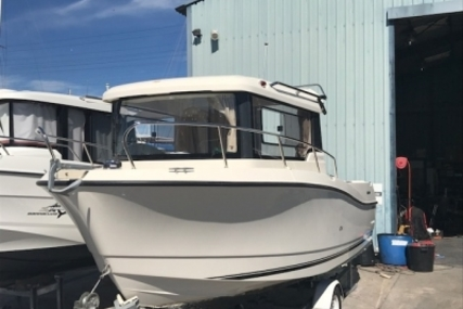 Quicksilver 675 Pilothouse for sale in France for €39,000 (£34,260)