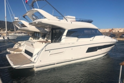 Prestige 460 for sale in France for €789,000 (£694,493)