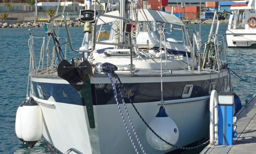 Image of Hallberg-Rassy 382 for sale in Spain for €98,000 (£85,844) ALMERIA (, Spain