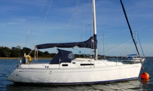 Image of Dufour 30 CLASSIC for sale in United Kingdom for £25,750 WALDRINGFIELD, United Kingdom