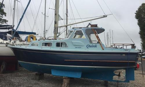 Image of Natant 24 for sale in United Kingdom for £12,000 Christchurch, United Kingdom