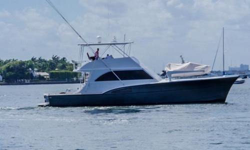 Image of Hatteras 53 Convertible for sale in United States of America for $210,000 (£162,840) West Palm Beach, FL, United States of America