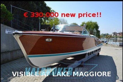 Riva Aquarama for sale in Italy for €330,000 (£295,046)