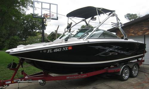 Image of 2008 Mastercraft X35 for sale in United States of America for $37,900 (£29,759) Miami, FL, United States of America