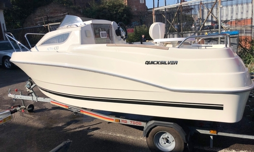 Image of Quicksilver Sportsboats and cruisers wanted for sale in United Kingdom for £5,000 North East, Sheffield, South Yorkshire, North East, United Kingdom