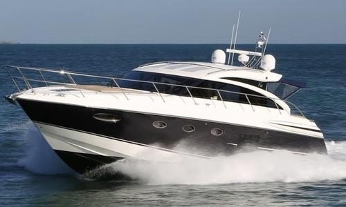 Image of Princess V52 for sale in United Kingdom for £494,950 Hamble River Boat Yard, United Kingdom