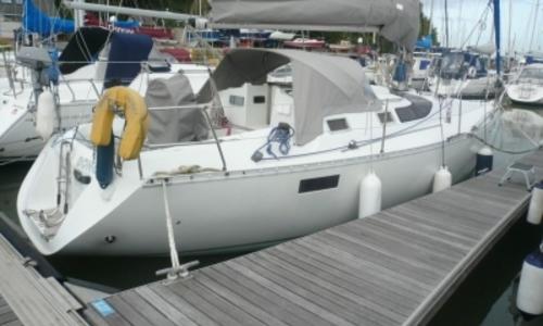 Image of Beneteau Oceanis 350 for sale in United Kingdom for £24,500 SHOTLEY GATE, United Kingdom