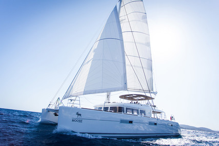 CNB Lagoon 620 for sale in United Kingdom for €1,350,000 (£1,188,454)