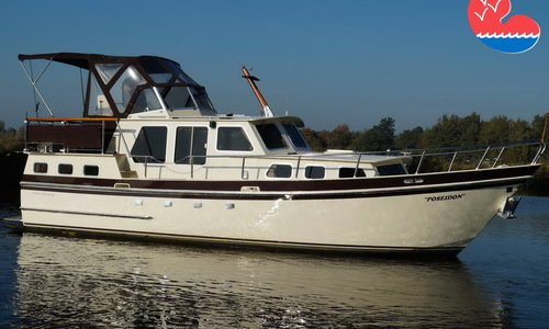 Image of Z-Yacht 980 GSAK for sale in Netherlands for €49,500 (£44,661) Heerenveen, Netherlands