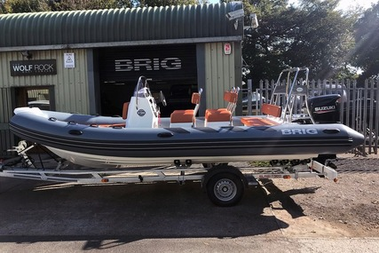 Brig Navigator 610 - ORCA Hypalon for sale in United Kingdom for £31,875