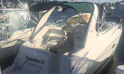 Image of Maxum 3100 SCR for sale in United States of America for $35,000 (£26,942) East Falmouth, Massachusetts, United States of America