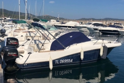 Jeanneau Cap Camarat 755 WA for sale in France for €35,000 (£30,746)