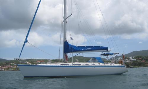 Image of Wauquiez Centurion 48S for sale in Martinique for €149,000 (£131,343) Le Marin, , Martinique