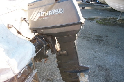 Tohatsu 50 hp Longshaft ELOPT Outboard for sale in United Kingdom for £495