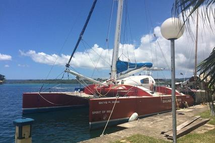 Custom Chagos 55 for sale in Vanuatu for £100,000