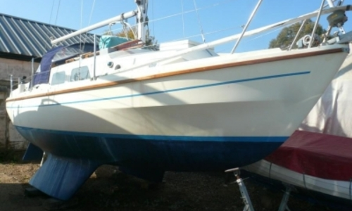 Image of Westerly 26 Centaur for sale in United Kingdom for £7,995 WOODBRIDGE, United Kingdom