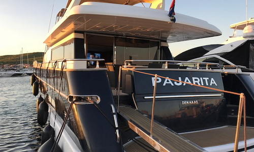 Image of Sanlorenzo 82 for sale in Croatia for €899,000 (£791,116) Adria , Croatia