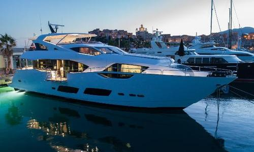Image of Sunseeker 95 Yacht for sale in Slovenia for €6,499,950 (£5,737,849) Izola, Slovenia
