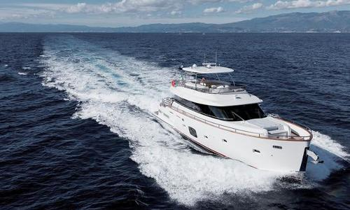 Image of Azimut Yachts Magellano 76 for sale in Italy for 1 850 000 € (1 608 808 £) Sicily, Italy