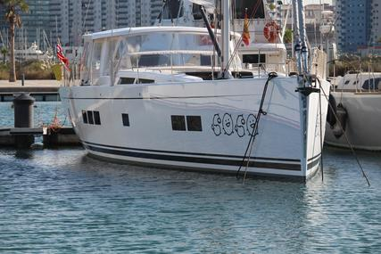 Hanse 675 for sale in Gibraltar for €1,295,000 (£1,168,614)