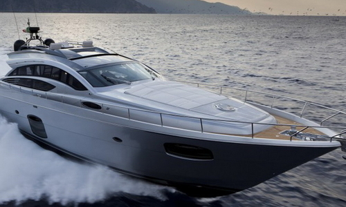 Image of Pershing 74 for sale in Montenegro for €3,200,000 (£2,815,142) Adria Kroatien / Slowenien, Adria Kroatien / Slowenien, Montenegro