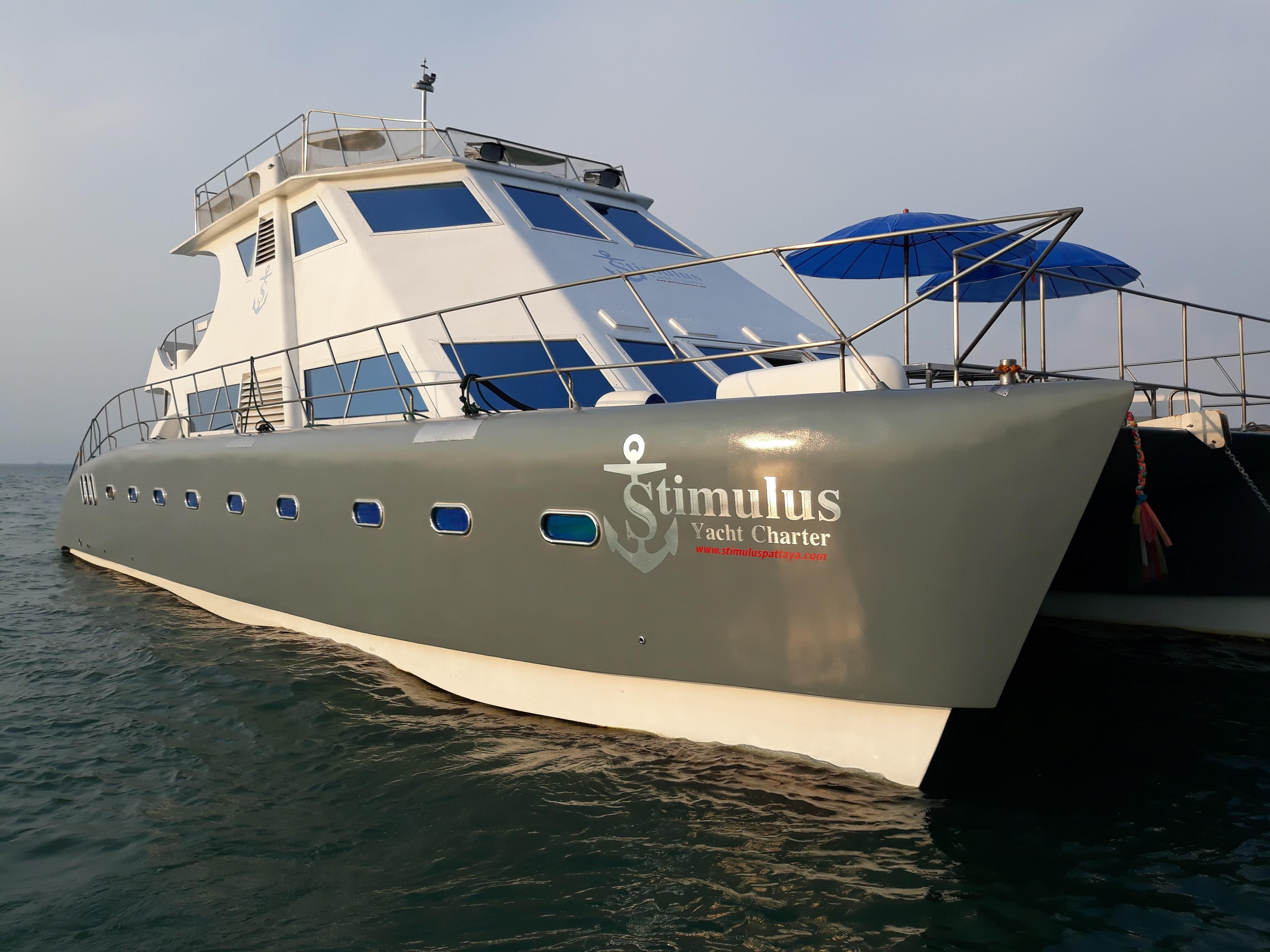 Schionning 60 for sale in Thailand for $1,200,000