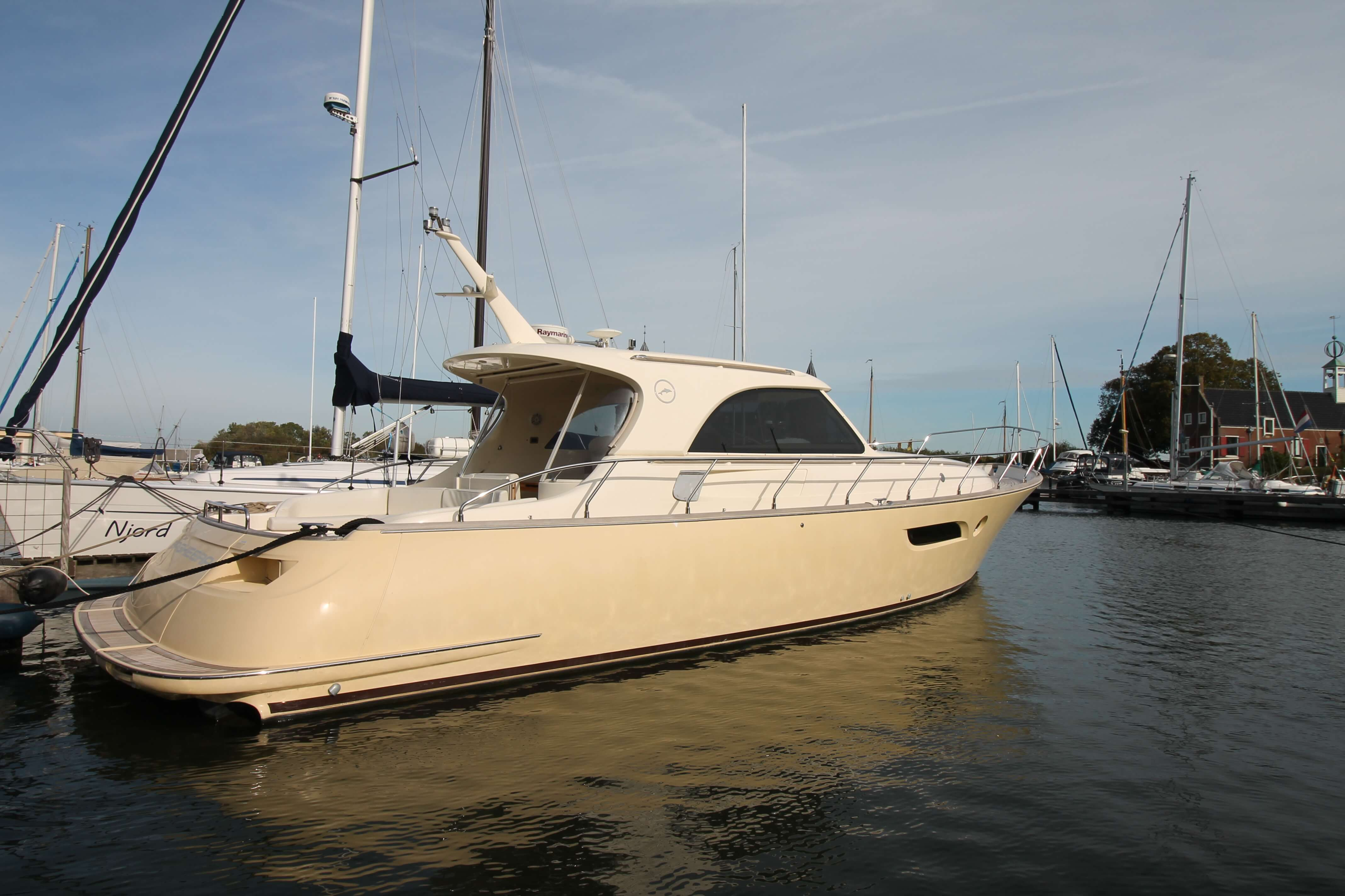 Mochi Craft Dolphin 44 for sale in Netherlands for €345,000