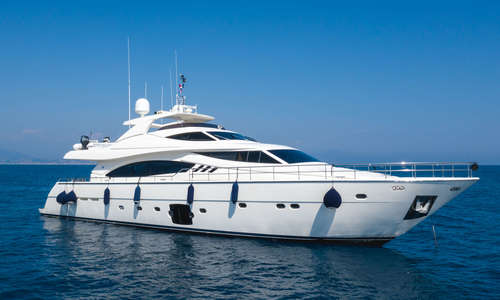 Image of Ferretti 881 RPH #54 for sale in Netherlands for €2,785,000 (£2,535,160) Netherlands