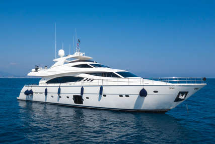 Ferretti 881 RPH #54 for sale in Netherlands for €3,185,000 (£2,642,978)