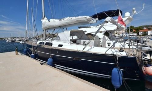 Image of Hanse 540 E for sale in Croatia for €220,000 (£189,893) Dalmatia (, Croatia