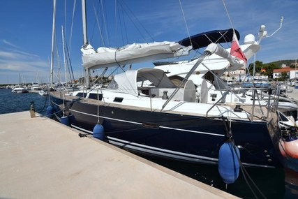 Hanse 540 E for sale in Croatia for €220,000 (£189,482)