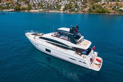 Princess 72 for sale in Turkey for €2,250,000 (£1,988,687)