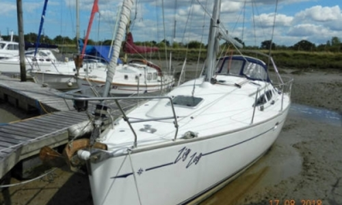 Image of Jeanneau Sun Odyssey 35 Lifting Keel for sale in United Kingdom for £62,995 FAVERSHAM, United Kingdom