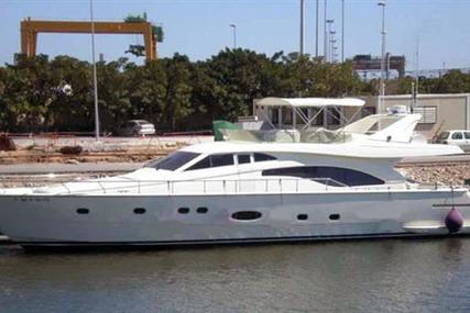 Ferretti 680 for sale in Spain for €495,000 (£423,591)