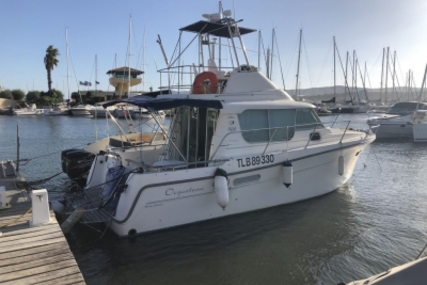 Ocqueteau 900 for sale in Jersey for €52,000 (£45,990)