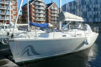 Hanse HANSE 342 for sale in United Kingdom for £52,500