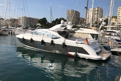 Azimut Yachts 68 S for sale in Spain for €580,000 (£502,500)
