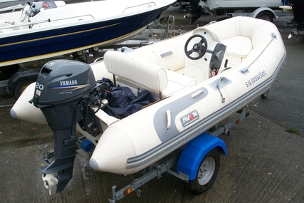 Avon 340 DL Deluxe Sport Rib for sale in United Kingdom for £5,450