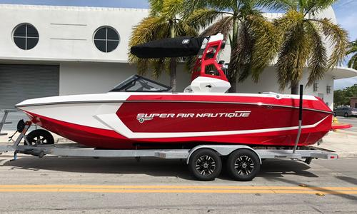 Image of 2019 Nautique Super Air  G25 for sale in United States of America for $179,000 (£142,049) Miami, FL, United States of America