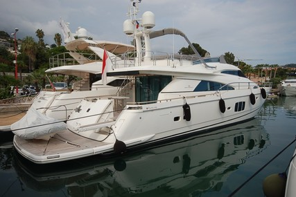 Fairline Squadron 78 Custom for sale in Italy for €1,350,000 (£1,190,802)