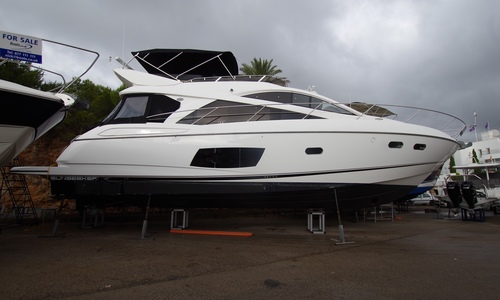 Image of Sunseeker Manhattan 53 for sale in Spain for £649,950 Boats.co.uk, Cala d'Or, Mallorca, Spain