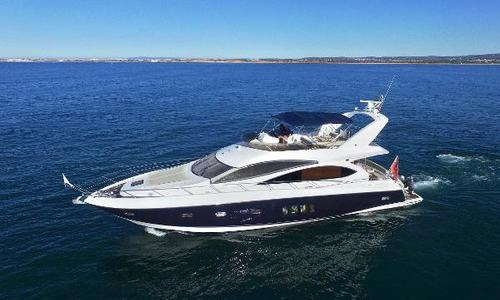 Image of Sunseeker Manhattan 70 for sale in Portugal for £799,000 Vilamoura, Portugal