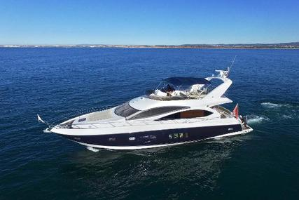 Sunseeker Manhattan 70 for sale in Portugal for £799,000