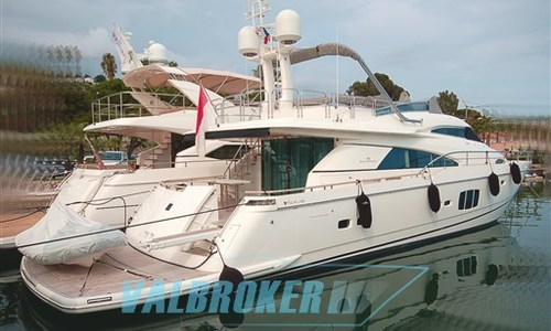 Image of Fairline Squadron 78 Custom for sale in Italy for €1,290,000 (£1,114,298) Liguria, Italy