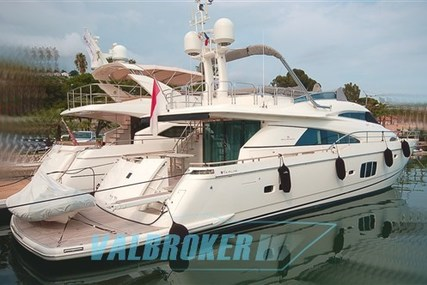 Fairline Squadron 78 Custom for sale in Italy for €1,350,000 (£1,165,733)