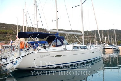Beneteau Oceanis 40 for sale in Croatia for €110,000 (£97,225)