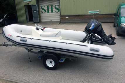 Valiant 2008 D380 RIB for sale in United Kingdom for £3,995